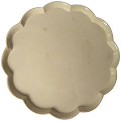 18th Century Wedgwood Creamware Salver