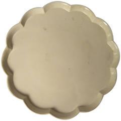 18th Century Wedgwood Creamware Salver