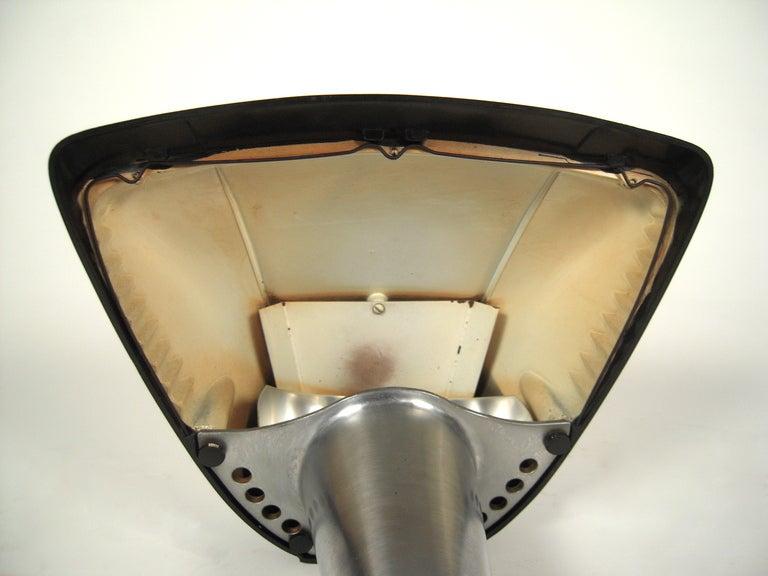 Bakelite Streamline Polaroid Desk Lamp by Walter Dorwin Teague, circa 1939 For Sale