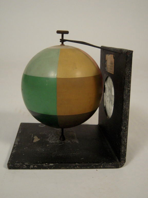 Unusual and Decorative Color Theory Sphere, circa 1900 image 3