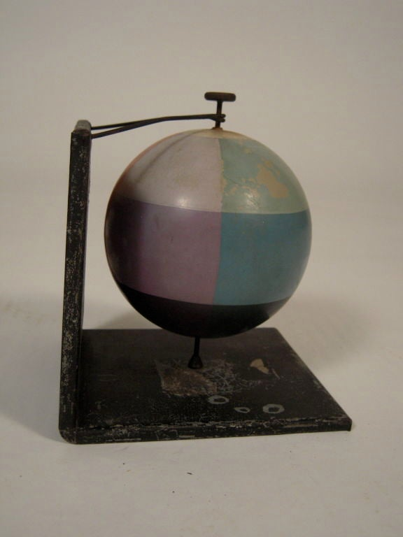 Unusual and Decorative Color Theory Sphere, circa 1900 image 5