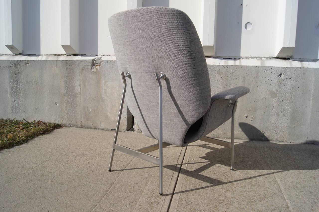 Rare Kangaroo Chair By George Nelson At 1stdibs
