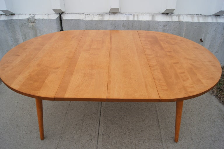 American Dining Table by Russel Wright for Conant Ball For Sale