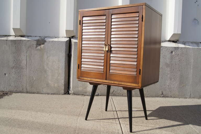 Small Planner Group Cabinet by Paul McCobb for Winchendon