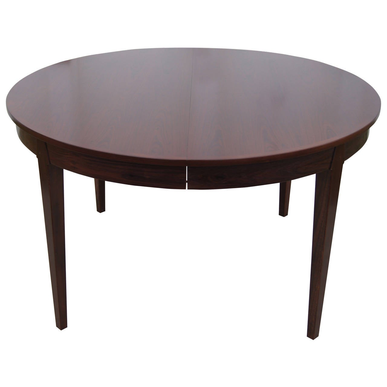 Rosewood Dining Table by Arne Vodder at 1stdibs : 1553602l from www.1stdibs.com size 1280 x 1280 jpeg 44kB