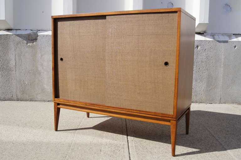 Planner Group Cabinet by Paul McCobb for Winchendon