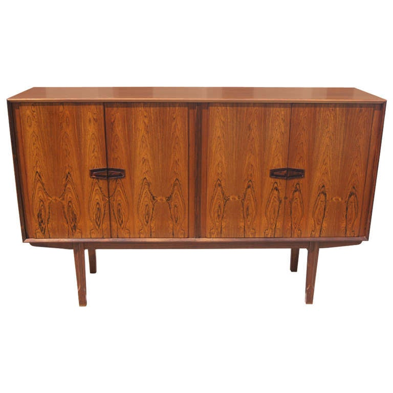 Rosewood Sideboard by Henry Rosengren Hansen for NC Møbler