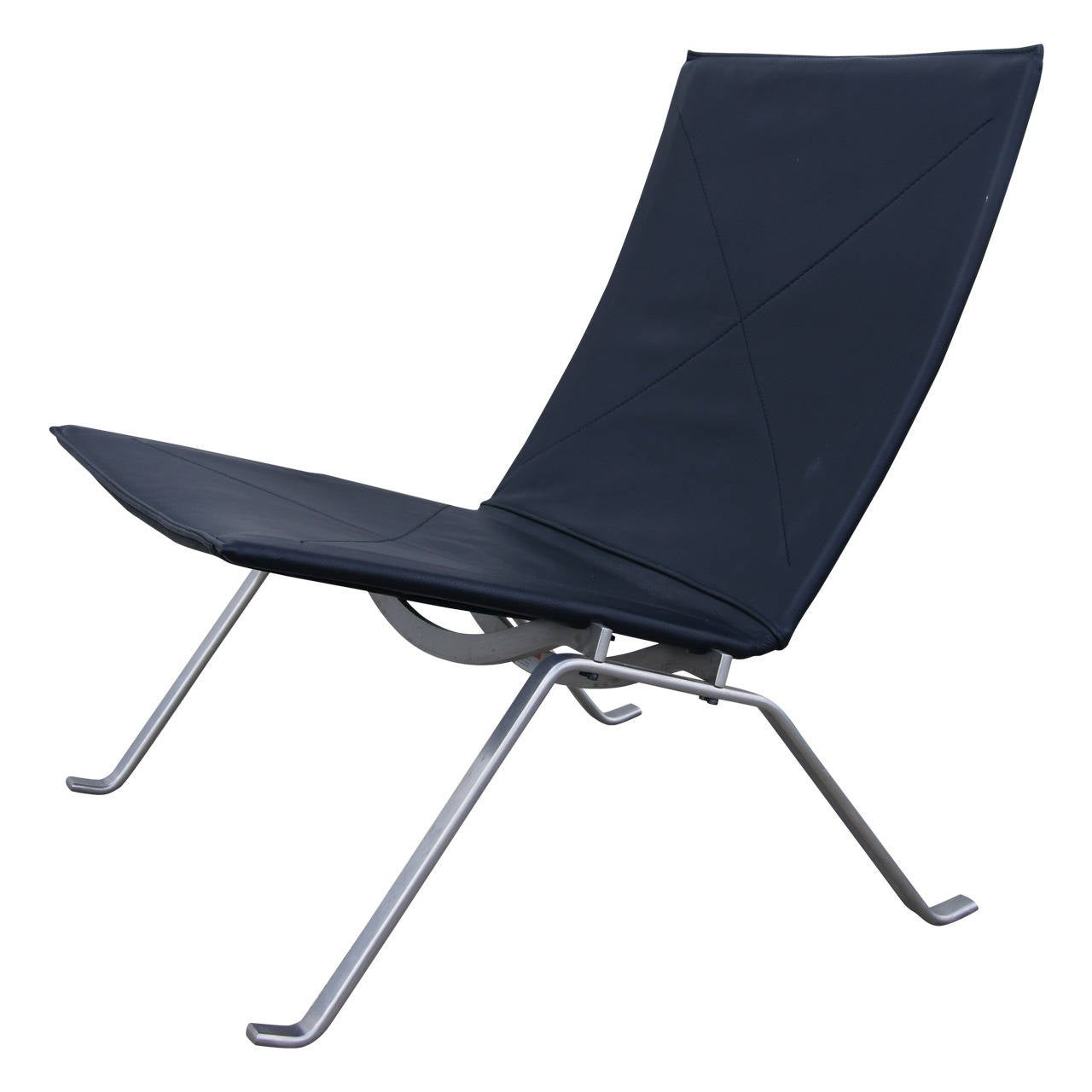 PK22 Lounge Chair By Poul Kjaerholm For Fritz Hansen At 1stdibs