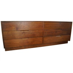 Six-Drawer Dresser by George Nakashima
