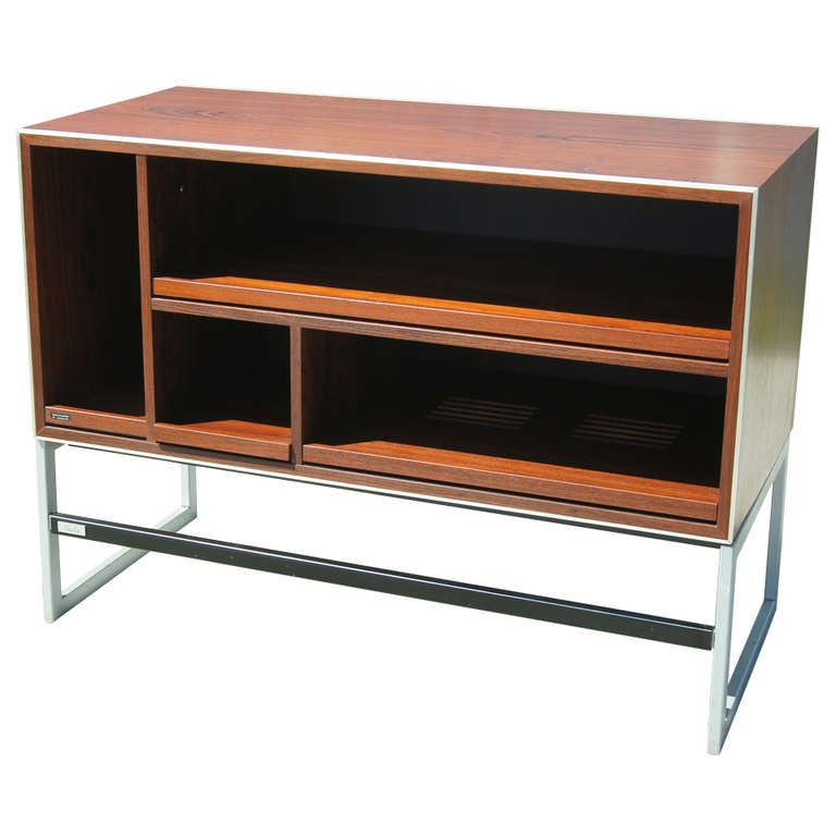 Media Cabinet By Bang And Olufsen At 1stdibs