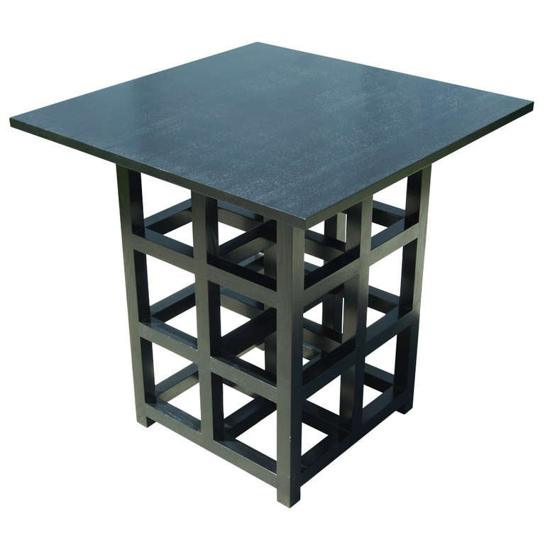 DS2 Table By Charles Rennie Mackintosh At 1stdibs