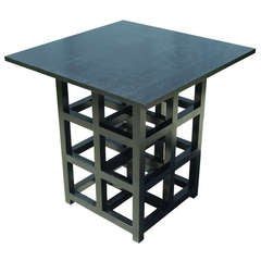 DS2 Table by Charles Rennie Mackintosh