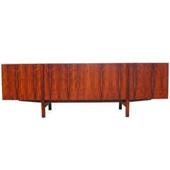 Rosewood Sideboard by Kofod Larsen for Faarup Mobelfabrik