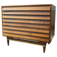 Small Dania Dresser by Merton Gershun for Martinsville