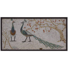 Large Mosaic Wall Hanging by E. Alvarado