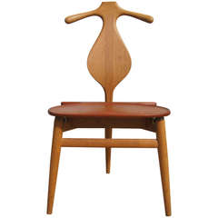 Valet Chair by Hans Wegner for Johannes Hansen