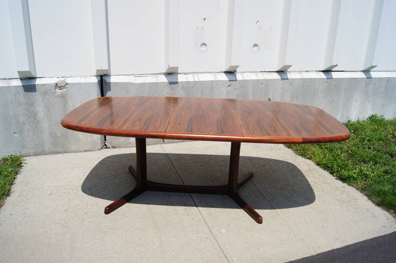 Rosewood Dining Table By Dyrlund 3
