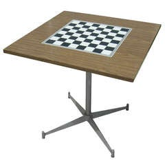 Game Table by Paul McCobb
