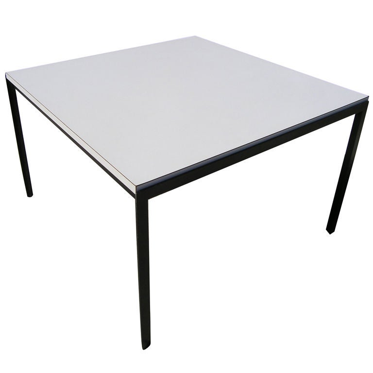 Side table by florence knoll for knoll associates for sale for Knoll associates