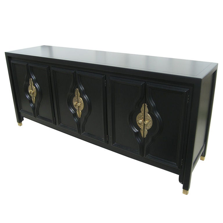 Asian Style Sideboard by Century Furniture at 1stdibs