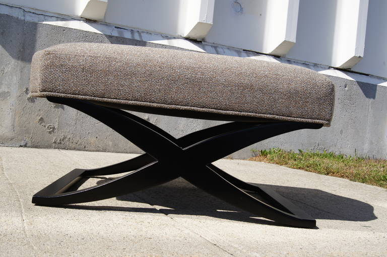 Bench By Angelo Donghia For Sale At 1stdibs