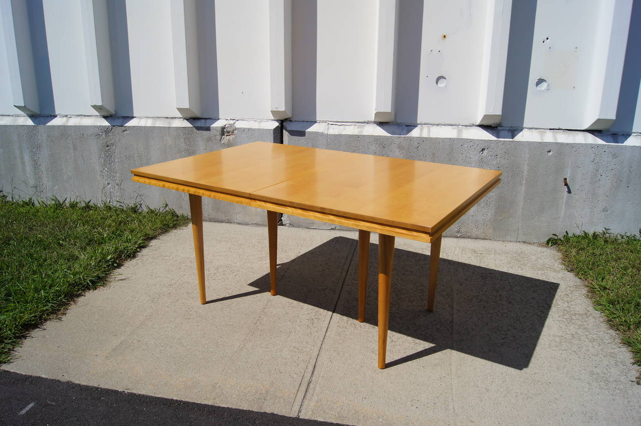 Dining Table By Russel Wright For Conant Ball For Sale At