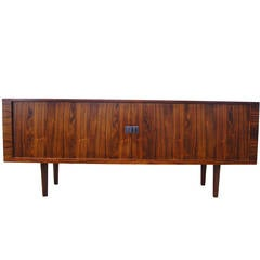 Rosewood RY-25 President Sideboard by Hans Wegner for RY Møbler