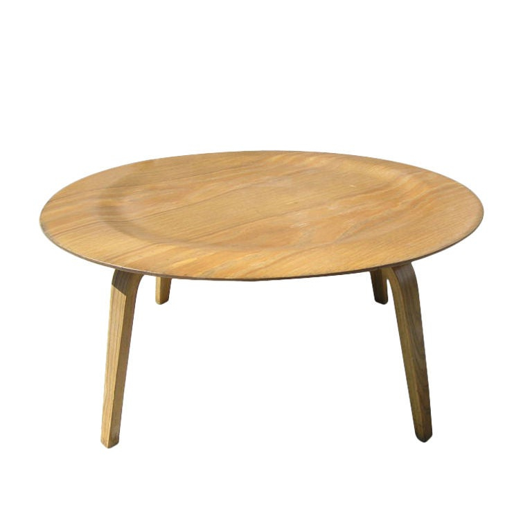 Eames Coffee Table Square: Molded Plywood CTW Coffee Table By Eames For Herman Miller