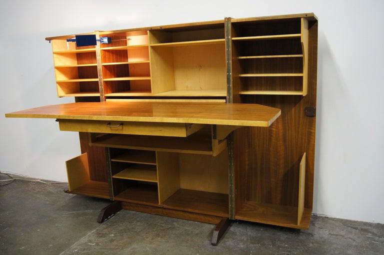Folding Box Desk By Mummenthaler And Meier At 1stdibs