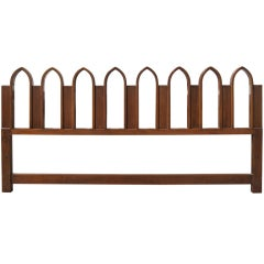 Queen-Size Headboard by Harvey Probber