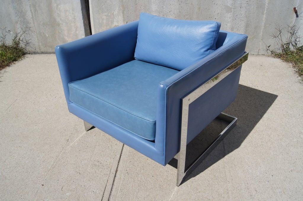Club Chair by Milo Baughman for Thayer Coggin 2