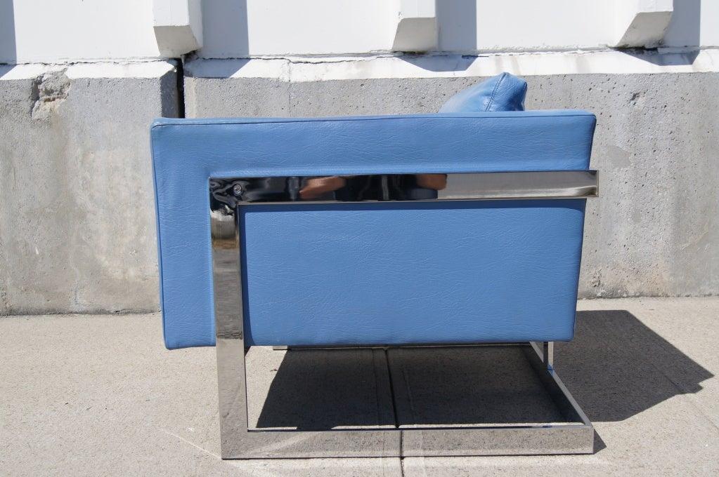Club Chair by Milo Baughman for Thayer Coggin 3