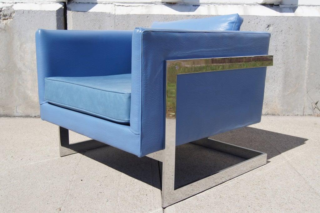Club Chair by Milo Baughman for Thayer Coggin 4