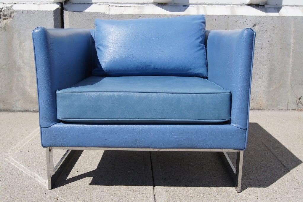 Club Chair by Milo Baughman for Thayer Coggin 5