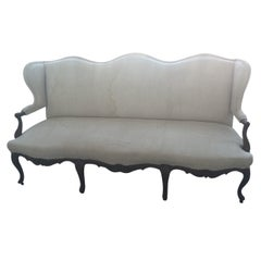 18th Century, French, Louis XV Sofa