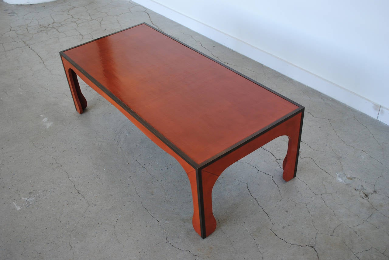 Ming Style Coffee Table At 1stdibs