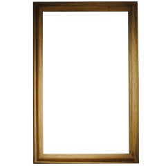 19th Century French Painted Frame