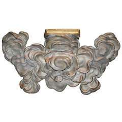 19th Century, Cloud Wall Bracket