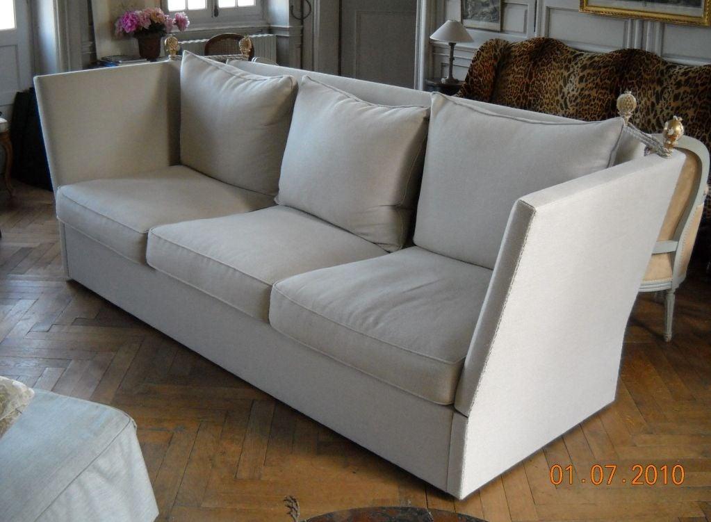 Knole Sofa In Excellent Condition In Boston, MA