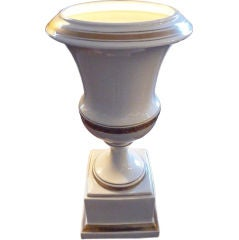 Paris Porcelain Urn Light
