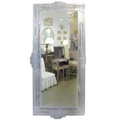 Acrylic Baroque Style Mirror