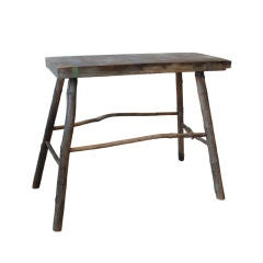 Adirondack Twig Console Table