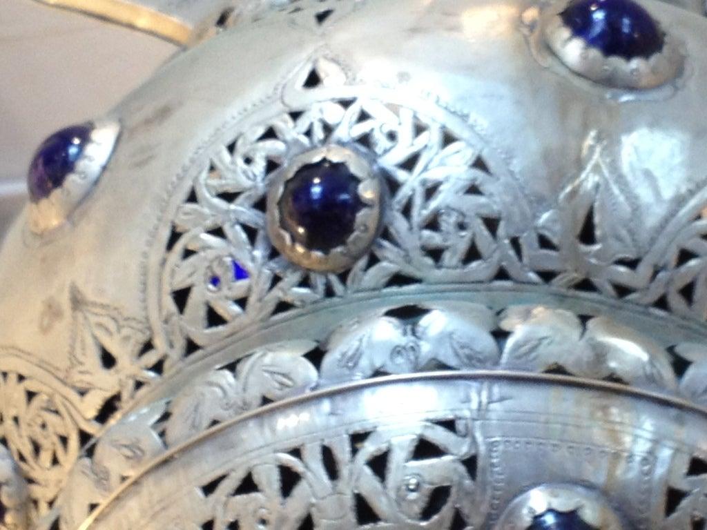 Pair of 19th Century Moroccan Lanterns 4