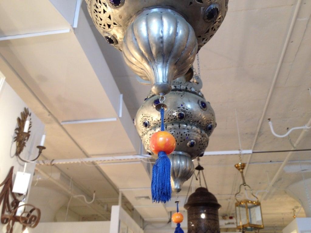 Pair of 19th Century Moroccan Lanterns 5