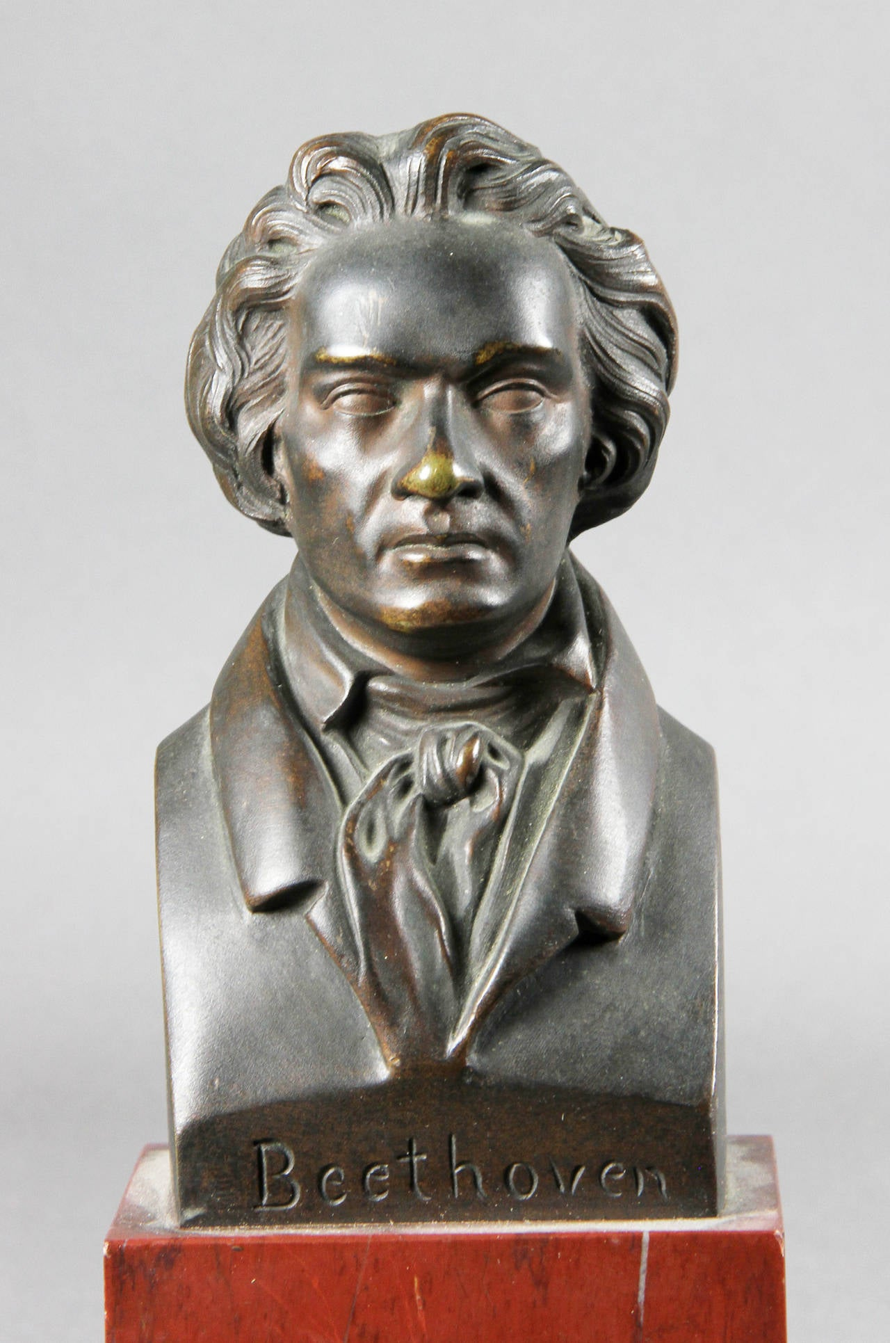 Interesting Collection Of Ten Busts Of Composers At 1stdibs