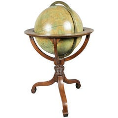 Late Regency Celestrial Table Globe by James Wyld, London