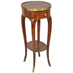 Louis XV Style Kingwood Table