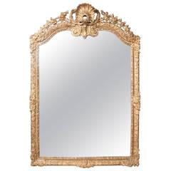Regence Giltwood Mirror