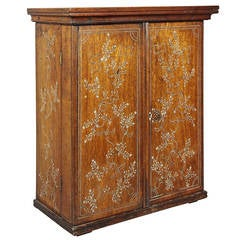 Anglo-Indian Rosewood Cabinet