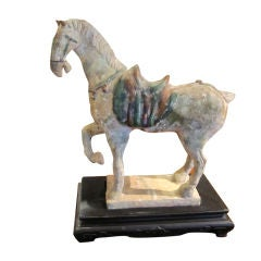 Tang Style Pottery Horse